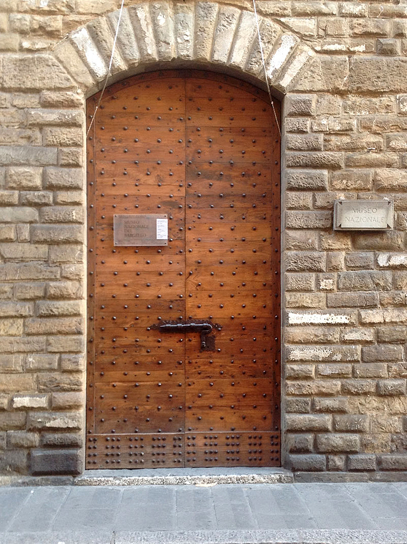 Bargello Museum, my private tour
