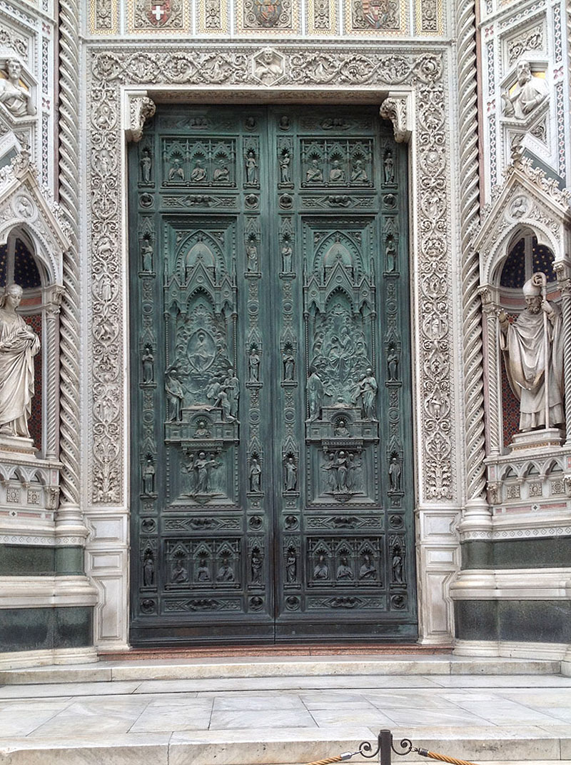 The Duomo (Cathedral), my private tour